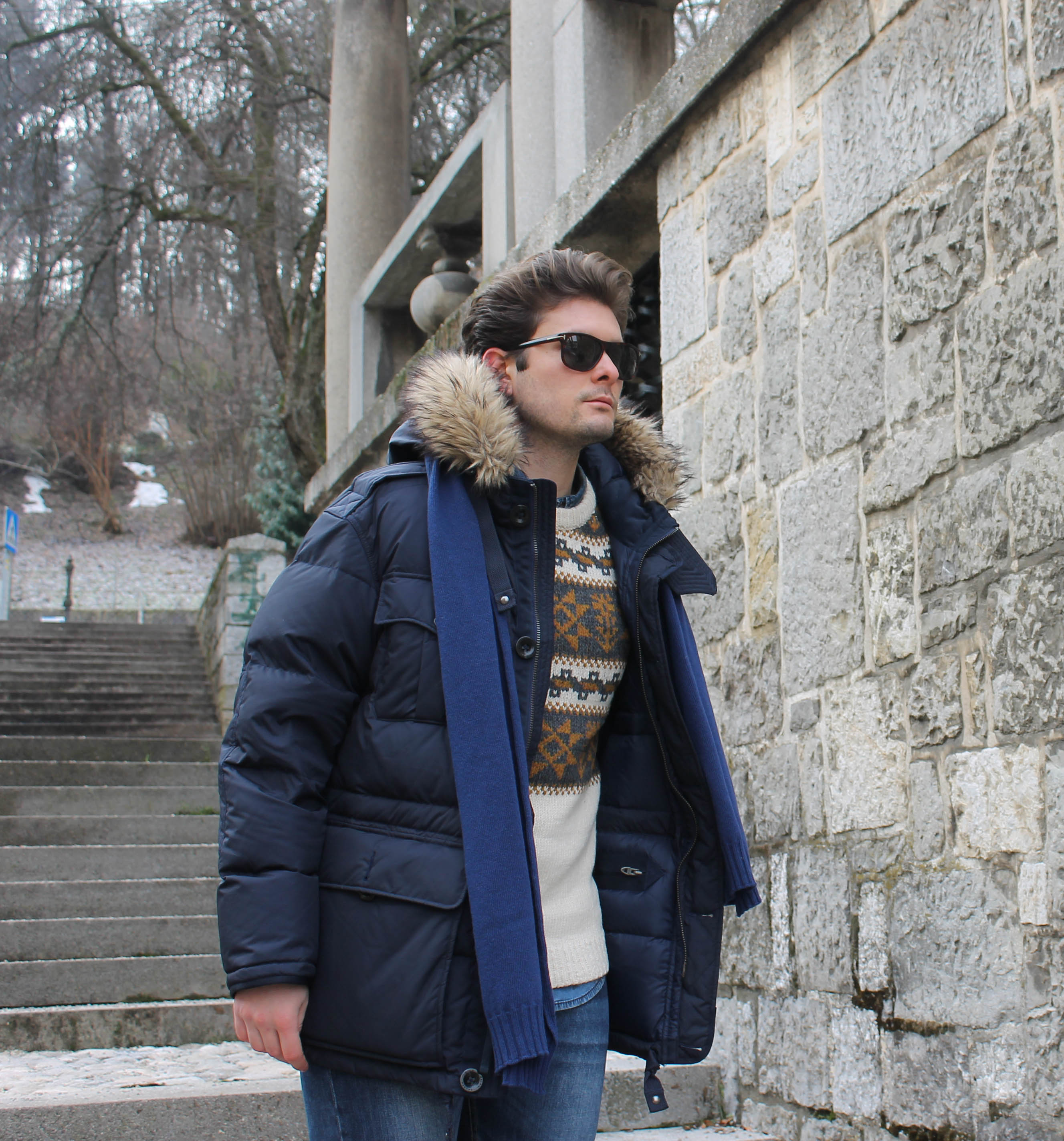 004718027324 ... discount im wearing tom ford olivier sunglasses ralph lauren down  jacket sneakers ice berg scarf zara