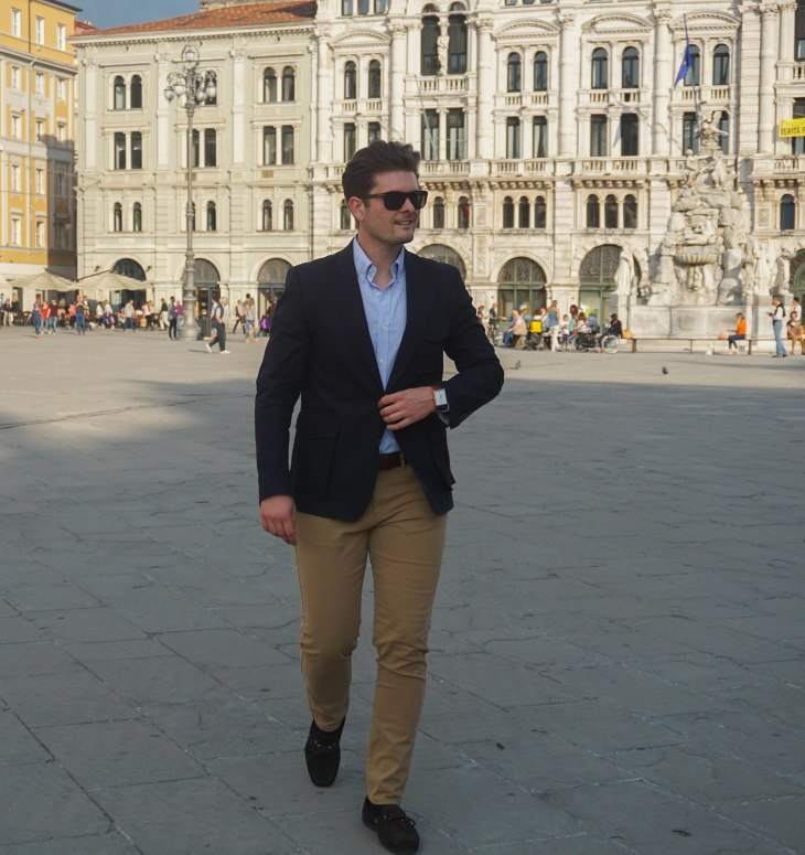 Rale Popic, Massimo Dutti, Cesare Paciotti, Picard, Lecharlwatches, Tom Ford