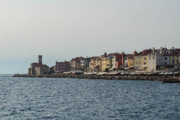 Piran, Slovenia, Rale Popic