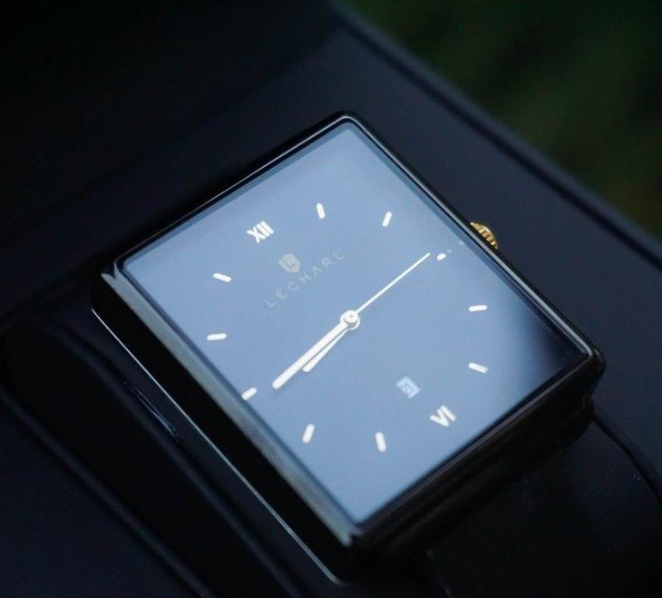 Lecharl Watch Born 1929 Black, rale popic