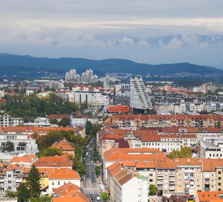 rale popic, Ljubljana