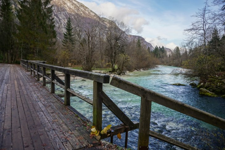 Behind, Slovenia