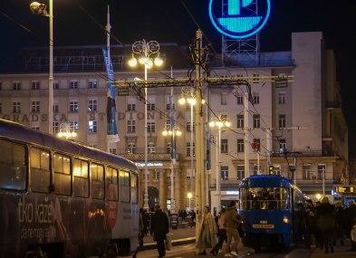 Tranvaj Zagreb, Croatia