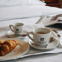 Coffee, Hotel Dubrovnik, Zagreb